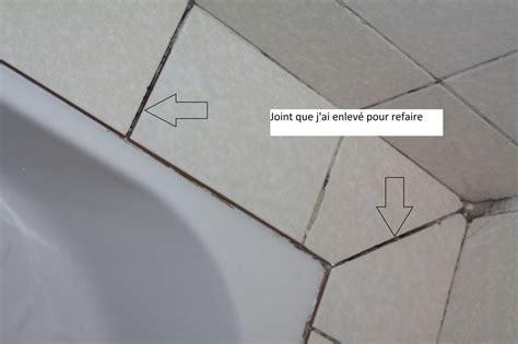 joint pour salle de bain joint salle de bain