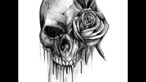 skull tattoo designs  ideas youtube