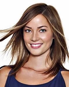 Coupe Carré Effilé Mi Long : coupe de cheveux effil mi long ~ Melissatoandfro.com Idées de Décoration