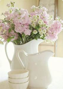 406 Best Images About Flowers In Jugs On Pinterest