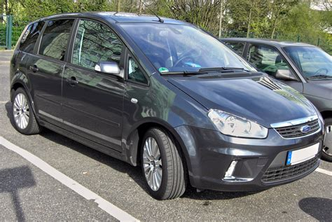 Ford C Max Dimensions 2007 Images