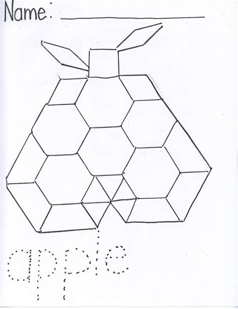 pattern block shapes kristen s kindergarten
