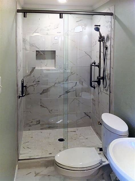 curved sliding glass shower doors sliding glass shower
