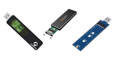 M.2 SSD adapteris - 5 labākie USB cietā diska korpusi