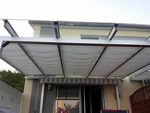 Terrassenüberdachung Aus Stoff : terrassen berdachung selbst gebaut grillforum und bbq ~ Markanthonyermac.com Haus und Dekorationen