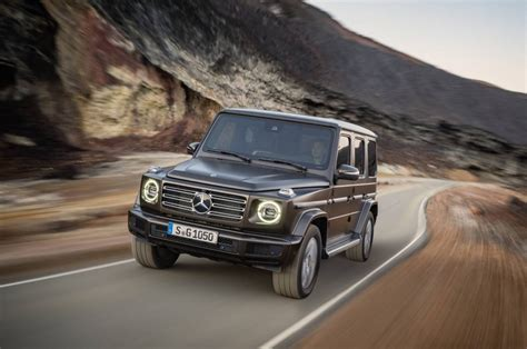 Official 2018 Mercedesbenz Gclass Gtspirit