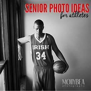Senior Picture Ideas For Athletes