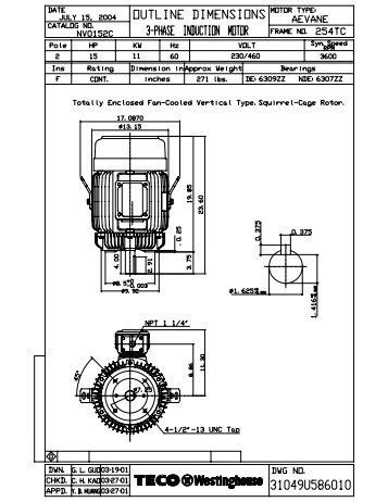 Westinghouse Motor Starter Wiring Diagram by Teco Westinghouse Motor Wiring Diagram Gallery Wiring