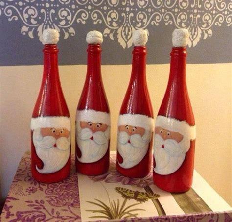 Le Flaschen Selber Machen by 40 Ideen F 252 R Diy Weihnachtsdekoration Aus Glasflaschen