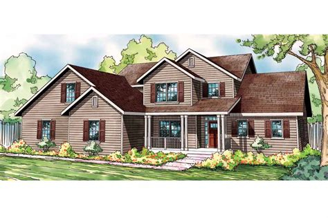country house plans glendale    designs