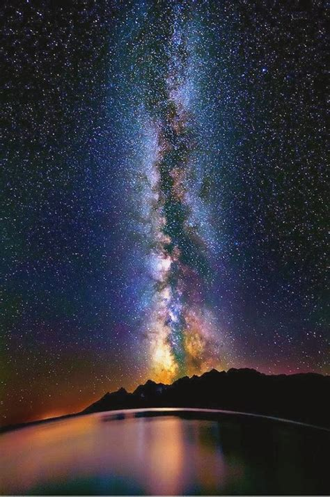 Milky Way Over Lake Titicaca Peru Blogmyratos