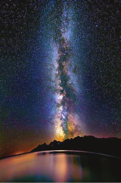 Milky Way Over Lake Titicaca Peru Blogmyratos