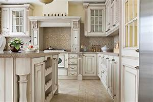 35 beautiful white kitchen designs with pictures With kitchen colors with white cabinets with custom photo stickers
