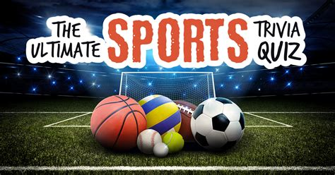 The Ultimate Sports-Trivia Quiz Question 1 - What team did ...