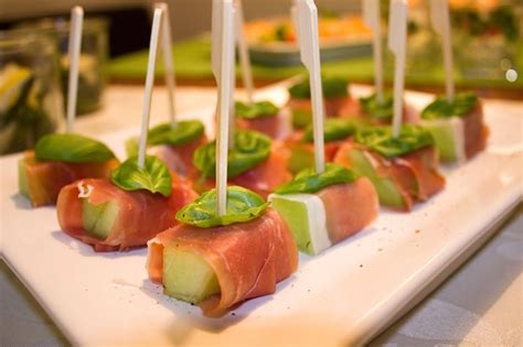 savoury canapes 5 best cold finger buffet food ideas for your buffet