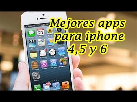 las mejores 10 aplicaciones para iphone 4 5 y 6 gratis en el app store diciembre 2016