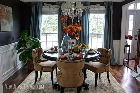 fall dining table decorations creative budget friendly fall decor ideas and inspiration
