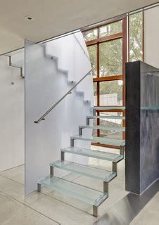 contemporary kitchen faucet saratoga creek house contemporary staircase san 2487