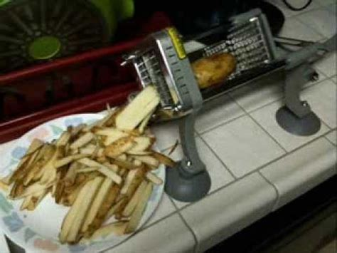 commercial fry cutter weston restaurant quality fry cutter fries