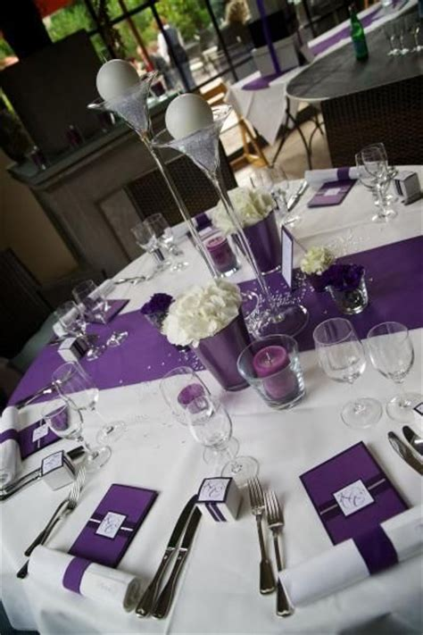 lavender table l 17 best ideas about purple table settings on