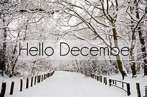 Hello December | New Calendar Template Site
