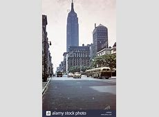 New York 1950s Stock Photos & New York 1950s Stock Images