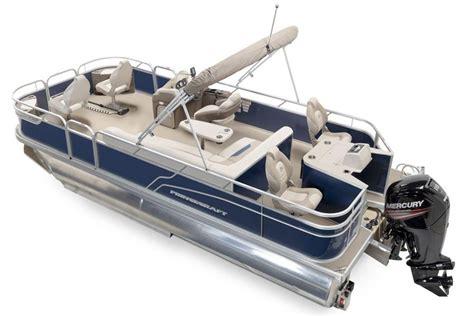 Princecraft Pontoon Boat Seats by 2015 New Princecraft Sportfisher 21 4s Pontoon Boat For