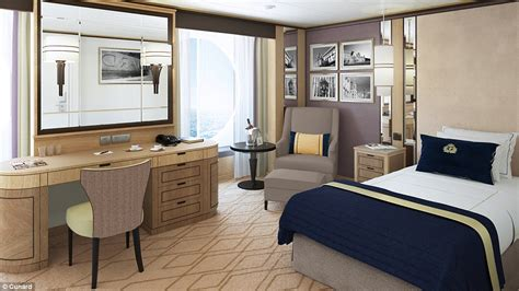 Cunard Cabin Layout by Cunard S Luxurious New Cabins Launching On Flagship