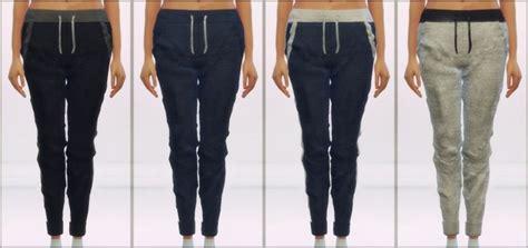 Jogging Pants At Elliesimple » Sims 4 Updates