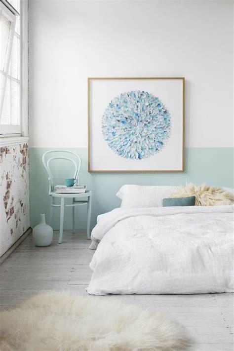 castorama peinture chambre les 25 meilleures idées de la catégorie bleu menthe sur