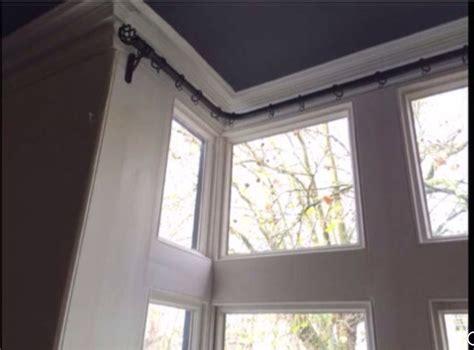 17 best ideas about door curtain pole on