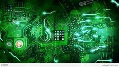 Circuit Board Wallpapers Backgrounds 4k Desktop Gerak
