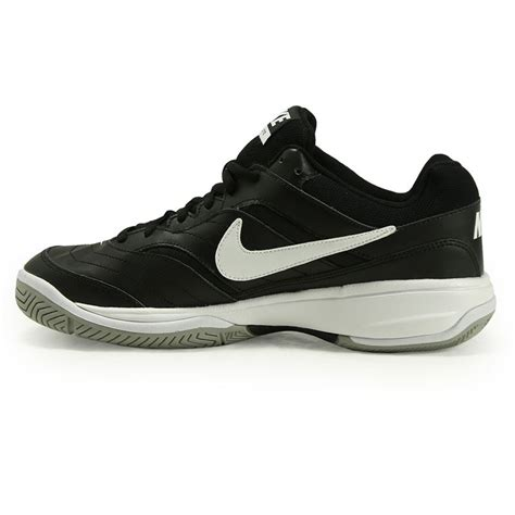 nike court lite mens tennis shoes black nike tennis