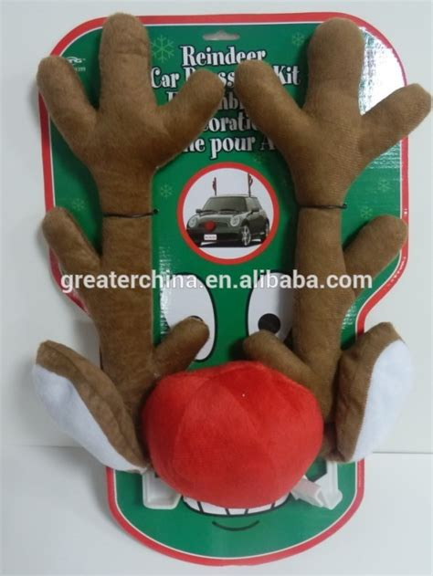 best 28 where to buy reindeer antlers and nose for car