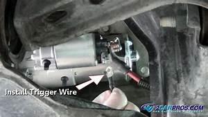 Chevy Aveo Starter Wiring