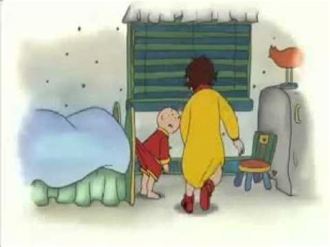 caillou is afraid of the dark caillou s friends yourepeat