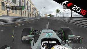 F1 2016 Ps4 : f1 2016 monaco gameplay wet rain practice session ~ Kayakingforconservation.com Haus und Dekorationen