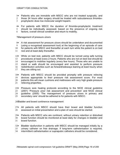 Click here for Draft Full Guideline