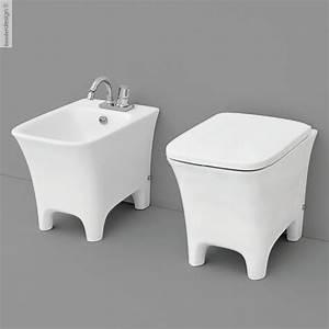 Wc Bidet Kombination : art ceram stand wc cow paolelli meneghello ~ Watch28wear.com Haus und Dekorationen