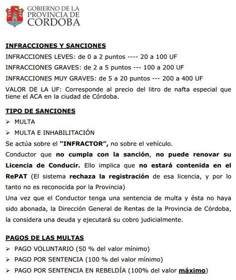 Multas De Radar Por Qué Y Cómo Nos Tránsito Córdoba Sanciones Por Multas En Córdoba De La
