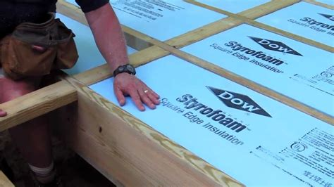 wall panel sheets how to foam insulation board