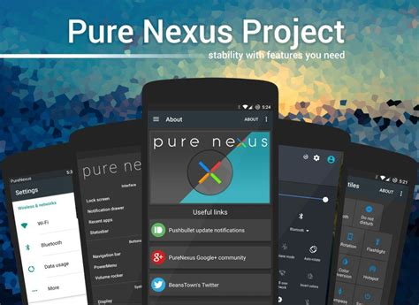 nexus pure project rom 6p custom huawei install unofficial google android r62 grouper ext4 consumingtech