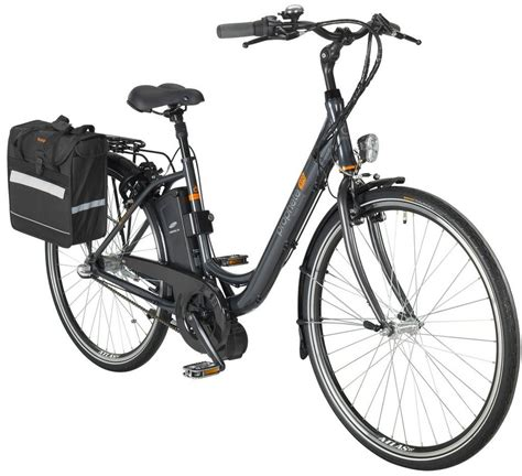 damen e bike mit mittelmotor prophete komplett set e bike city damen 187 geniesser e890