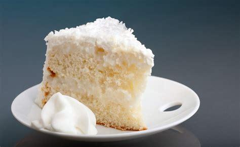 dessert avec noix de coco recette de g 226 teau 224 la noix de coco et 224 la vanille