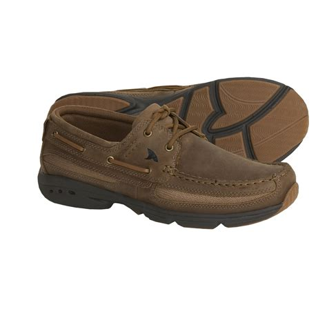 Rugged Shark Classic Boat Shoes by Rugged Shark Nantucket Classic Boat Shoes For