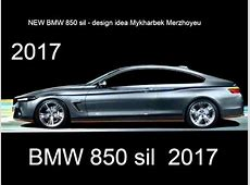 NEW BMW 850 sil 2017 YouTube