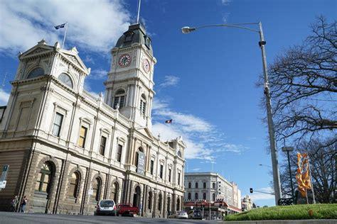 ballarat town hall victoria tourism industry council vtic