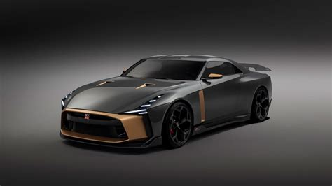 Nissan Gtr50 £800,000 Production Version On The Cards