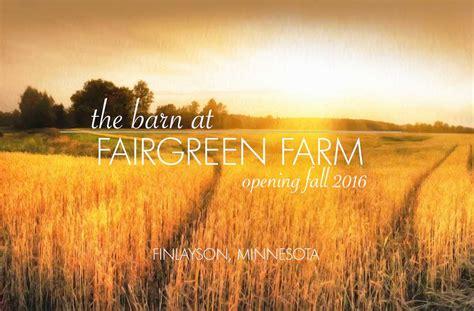 barn at fairgreen farm finlayson mn rustic wedding guide