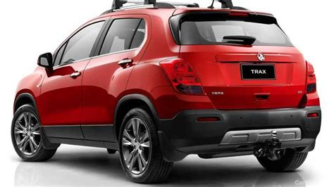 The available premium seat package (with lt convenience package only) includes leatherette seat trim and heated driver and front passenger seats.†. News - 2013 Holden Trax Launch Review & First Drive ...